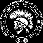Up the punx - Nevermind the media, corporations and their ignorance