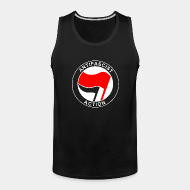 Camisole Antifascist action