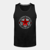 Camisole ♂ When injustice becomes law resistance becomes duty - class war fight the power