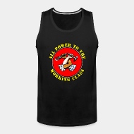 Camisole ♂ All power to the working class