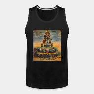 Camisole ♂ Pyramid of capitalist system