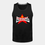 Camisole Red skins