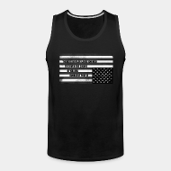 Camisole ♂ There is no flag large enough to cover the shame of killing innocent people