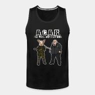 Camisole ♂ A.C.A.B All Cops Are Bastards