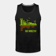 Camisole Go green!