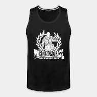 Camisole ♂ Working Class Skinhead