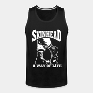 Camisole ♂ Skinhead a way of life