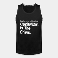 Camisole Capitalism is not in crisis. Capitalism is the crisis.