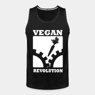 Camisole ♂ Vegan revolution