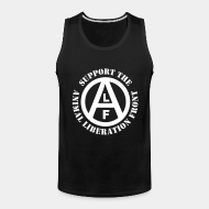Camisole ♂ Support the Animal Liberation Front (ALF)