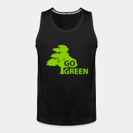 Camisole ♂ Go green