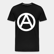 T-shirt Xtra-Large Anarchism