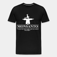 T-shirt Xtra-Large Monsanto