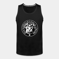 Camisole ♂ Conflict - To a nation of animal lovers