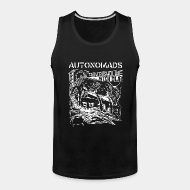 Camisole ♂ Autonomads - from rusholme with dub