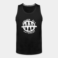 Camisole Against All Authority - AAA