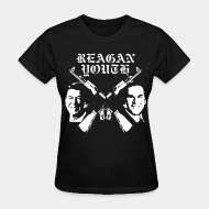 T-shirt féminin Reagan Youth