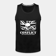 Camisole ♂ Conflict - The ungovernable force
