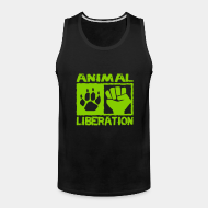 Camisole ♂ Animal liberation