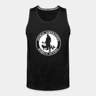 Camisole ♂ Animal liberation direct action