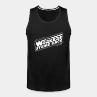 Camisole ♂ Class war - The workers strike back