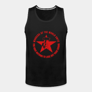Camisole ♂ Workers of the world unite - You have nothing to lose but your chains