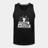 Camisole ♂ Pedal power
