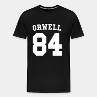 T-shirt Xtra-Large Orwell 84