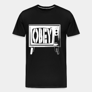 T-shirt Xtra-Large Obey TV