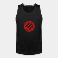 Camisole Red & anarchist skinheads