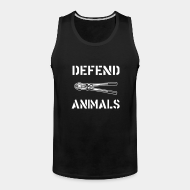 Camisole Defend animals