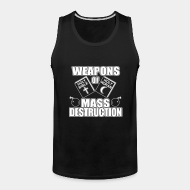 Camisole ♂ Weapons of mass destruction - holy bible holy koran