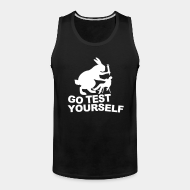 Camisole ♂ Go test yourself