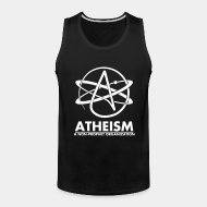 Camisole ♂ Atheism: a non-prophet organisation