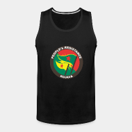 Camisole ♂ People's resistance. Rojava