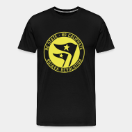 T-shirt Xtra-Large No state - no caliphate. Rojava revolution