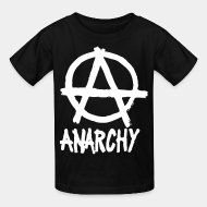 T-shirt enfant Anarchy