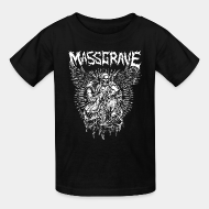 T-shirt enfant Massgrave
