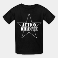 T-shirt enfant Action directe