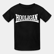 T-shirt enfant Hooligan