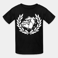 T-shirt enfant skinhead SHARP RASH trojan redskin oi antifa antifascist