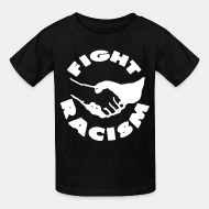 T-shirt enfant Fight racism