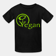 T-shirt enfant Vegan