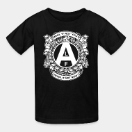 T-shirt enfant ALF - who, if not you? when, if not now?