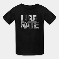 T-shirt enfant Liberate