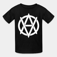 T-shirt enfant Anarcho-Vegan