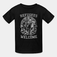 T-shirt enfant Refugees Welcome