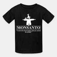 T-shirt enfant Monsanto