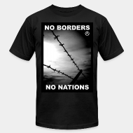 Produit local No borders no nations