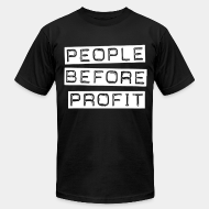 Produit local People before profit